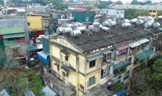 Cải tạo chung cư cũ Hà Nội: Vẫn loay hoay bài toán cân đối lợi ích nhà đầu tư