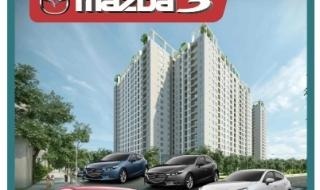 Cơ hội nhận Mazda 3 khi sở hữu căn hộ Tara Residence