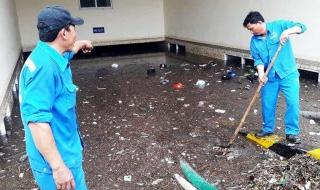 Ai bồi thường cho các chủ xe bị ngập nước tại chung cư NƠXH ở Vũng Tàu?