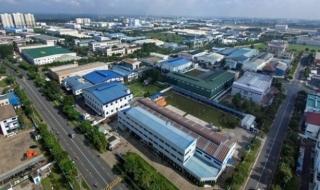 Đồng Nai: Hơn 1.450 tỷ đầu tư vào hạ tầng khu công nghiệp