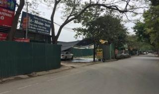 """Hà Nội: Hàng loạt bãi gửi xe """"mọc"""" trái phép tại quận Nam Từ Liêm"""