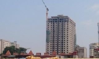 """Dự án chung cư Mỹ Sơn Tower: Chủ đầu tư """"mất tích"""", khách hàng kêu cứu!"""