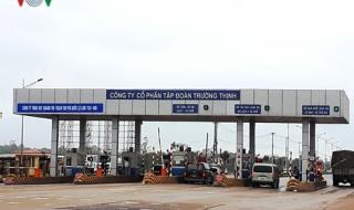 Bộ GTVT đồng ý giảm giá vé qua trạm BOT Quảng Trị
