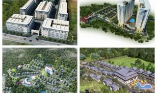 Dự án trong tuần: Chào bán nhà liền kề Green Park, căn hộ Green Pearl và biệt thự núi Ohara