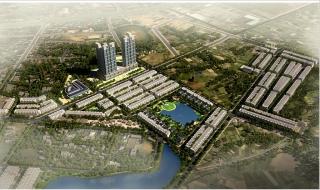 Ra mắt dự án TMS Grand City Phúc Yên