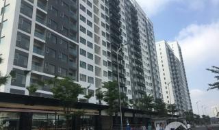 Cận cảnh dự án tái định cư bán giá 60 triệu/m2