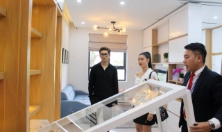 Tiện nghi hiện đại và giá vừa túi tiền - căn hộ thông minh hút giới trẻ