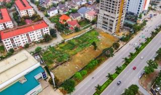 TP. Vinh - Nghệ An: Hàng ngàn mét đất 'vàng' bị bỏ hoang