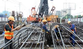Quý 1/2018, ngành xây dựng đạt mức tăng trưởng 7,46%