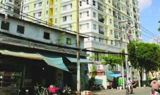 Chung cư tăng căn hộ, cư dân đòi kiện