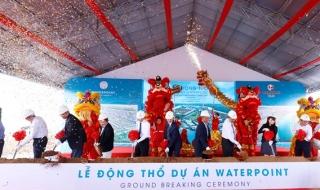 Nam Long động thổ đại dự án 355 ha tại Long An