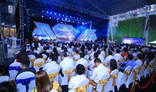 Khánh thành và tri ân khách hàng dự án Rivera Park Hà Nội