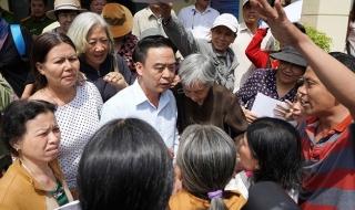 Giải quyết 'điểm nóng' Thủ Thiêm: Báo cáo Thủ tướng những vấn đề người dân chưa đồng thuận