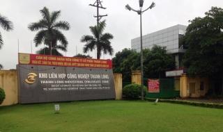 Hưng Yên: Thanh tra toàn diện dự án của Công ty thép Thành Long