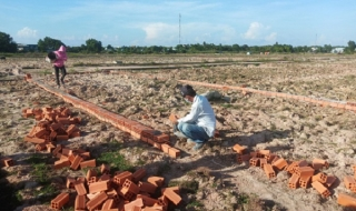Khổ vì góp vốn mua đất nền