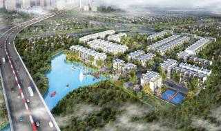 Khu dân cư Moon Lake – lý tưởng an cư, đầu tư bền vững
