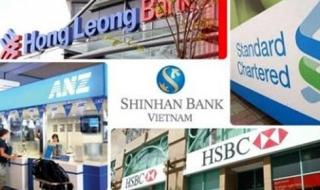 Chi nhánh ngân hàng nước ngoài có thể bị phong toả tài sản từ ngày 1/1/2019
