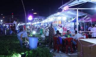 Khánh thành hạ tầng kỹ thuật dự án Thắng Lợi Riverside Market và khai trương chợ đêm Thắng Lợi Walking Night