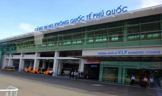 Nhà ga sân bay Phú Quốc 1.000 tỉ đi vào hoạt động