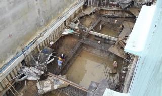 Ụ đào hầm công trình làm sụp lún, nghiêng nứt nhà dân ở Khánh Hòa: Liên tục thông báo đình chỉ, đơn vị thi công vẫn thi công?