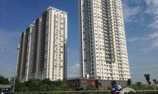 Xem chung cư tại khu Nam Sài Gòn vừa bị cư dân phản đối