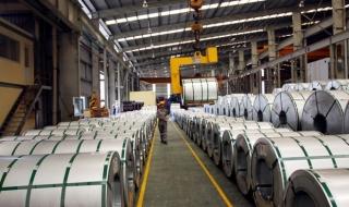 3/26 nhóm ngành thép Việt bị áp dụng biện pháp tự vệ khi nhập khẩu vào EU