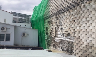 Khánh Hoà: Quyết định cưỡng chế tháo dỡ kè chắn tại án biệt thự đồi Marina Hill