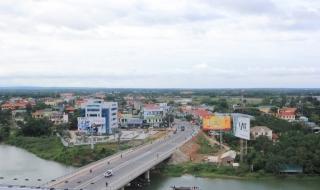 Quảng Trị rà soát các dự án khởi công, khánh thành trong năm 2019