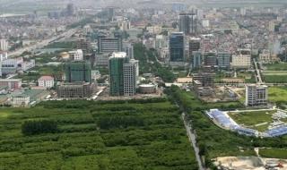 Hà Nội ban hành hệ số điều chỉnh giá đất năm 2019
