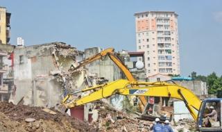 Hà Nội: Gần 100 cán bộ thanh tra xây dựng bị kỷ luật