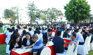Ra mắt biệt thự NovaHills Mũi Né Resort & Villas
