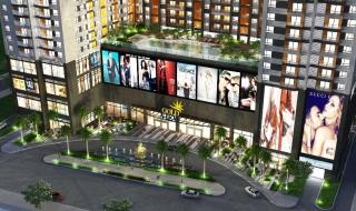 Bến Vân Đồn có thêm trung tâm thương mại TNL Plaza The GoldView