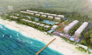 Sức bật của dự án villa, shophouse sát cầu đi bộ ra biển đầu tiên ở phía Nam Việt Nam