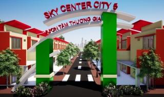 Sky Center City 5 –Lựa chọn hoàn hảo cho một quyết định đầu tư