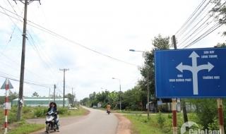 Bất động sản Long Thành tăng nhiệt theo sân bay