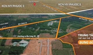 Bến Cát đón cơ hội mới với dự án đất nền Phương Trường An