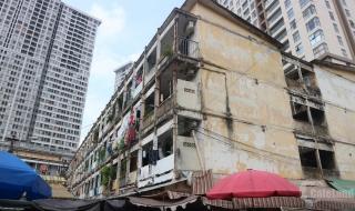 Cải tạo chung cư cũ: Dân thấp thỏm, doanh nghiệp lắc đầu