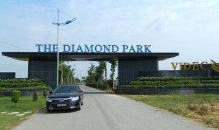 Hé lộ nhiều sai phạm tại The Diamond Park Mê Linh