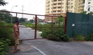 """Khu đô thị Vĩnh Hoàng (Hà Nội): Dang dở 15 năm, dân vẫn miệt mài """"vác"""" đơn đi kiện"""