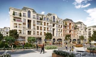 Parc Villa – mô hình biệt thự mới của SwanBay Le Centre (L27h)