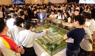 Young Town Tây Bắc Sài Gòn thu hút sự quan tâm của khách hàng