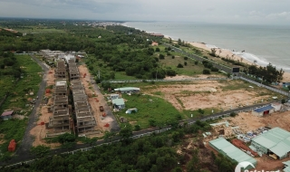 Bà Rịa – Vũng Tàu: 2 dự án nghỉ dưỡng được giãn tiến độ thêm 24 tháng
