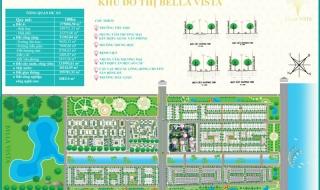 Long An phạt Công ty Hồng Đạt - Long An 330 triệu vì sai phạm tại dự án Bella Vista