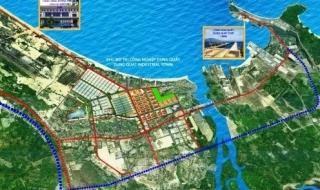 """Quảng Ngãi ra """"tối hậu thư"""" cho chủ đầu tư Khu đô thị công nghiệp Dung Quất"""