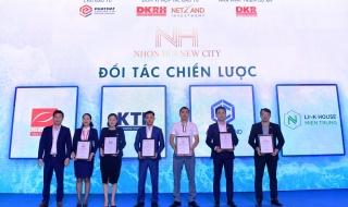 Tưng bừng lễ ra quân dự án Nhơn Hội New City