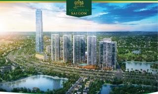 Sống xanh, sống an lành tại Eco Green Saigon