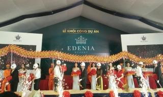 Khởi công dự án Edenia Resort tại Hồ Tràm