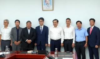 Tập đoàn Hàn Quốc muốn đầu tư tổ hợp căn hộ cao cấp Đà Nẵng