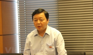 Bộ trưởng TN&MT kiến nghị gỡ vướng từ Luật để có mặt bằng 'đất sạch'