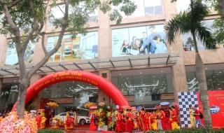 Khánh thành dự án căn hộ văn phòng Golden King 1.500 tỷ đồng